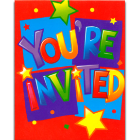 Youre invited invitation templates you39re invited filmwisefo