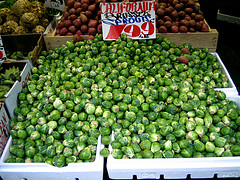 Brussel sprouts - Home
